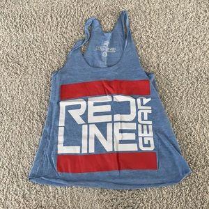 CrossFit Redline Tank
